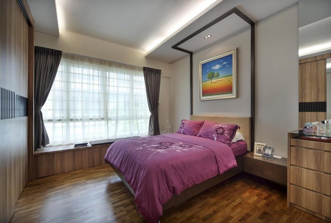 2013卧室精装修效果图